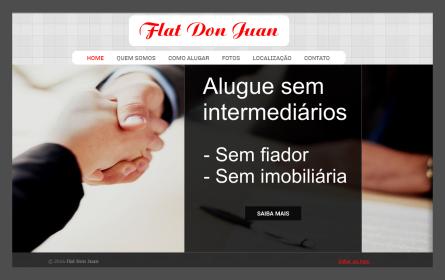 Flat Don Juan